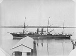 harbour and SS Orinoco